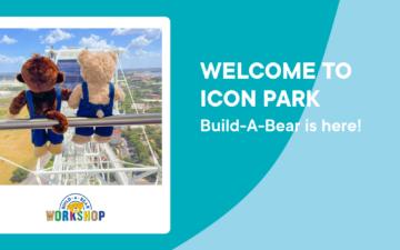 Build A Bear WorkShop at Icon  Park