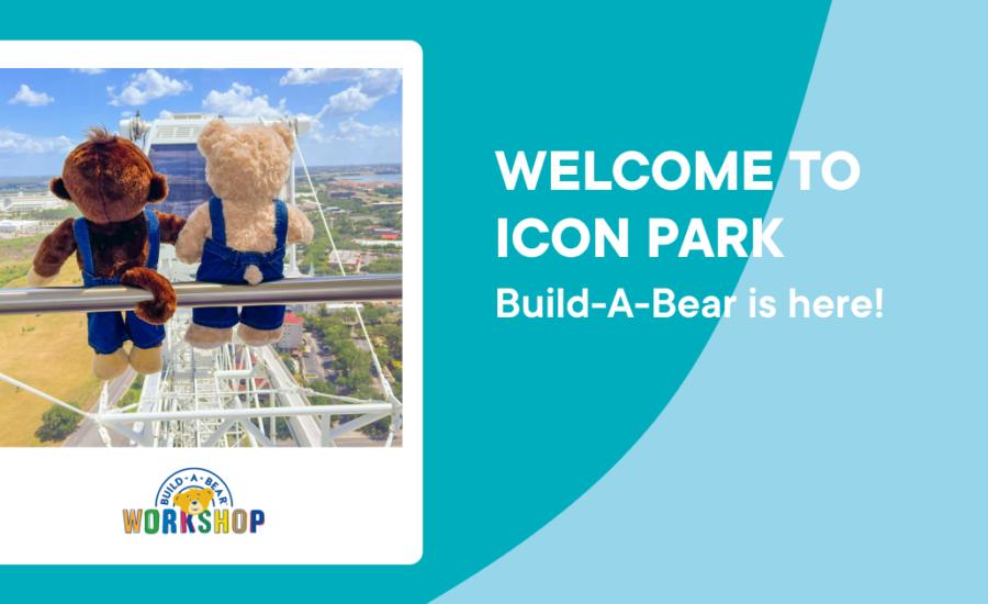 Build a Bear Icon Park