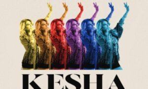 Kesha with Betty Who