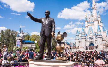 Welcome Back, Disney!
