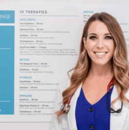 VitaLounge IV + Injection Therapies
