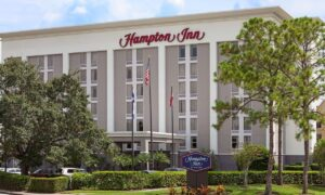 Hampton Inn by Hilton – Orlando International Airport