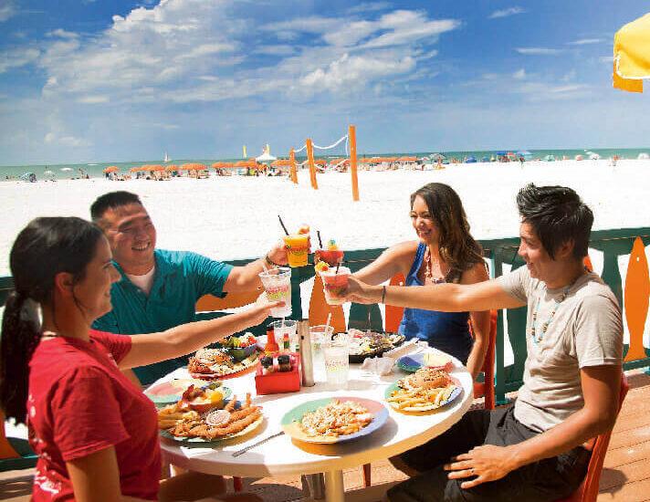 Clearwater Beach & Lunch Adventure