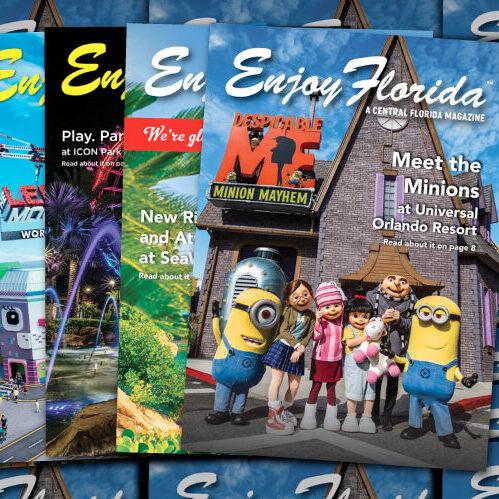 Enjoy Florida Magazine